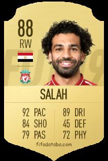 Fifa 19 Salah