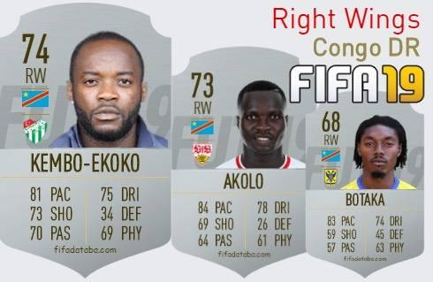 Jirès Kembo Ekoko Fifa 19 Spieler Statistik Card Preis