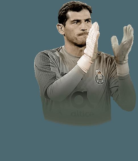 Iker Casillas Fernández fifa 19