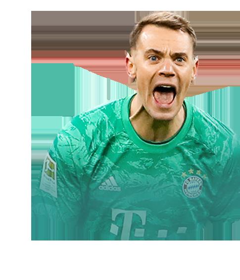 Manuel Neuer fifa 20