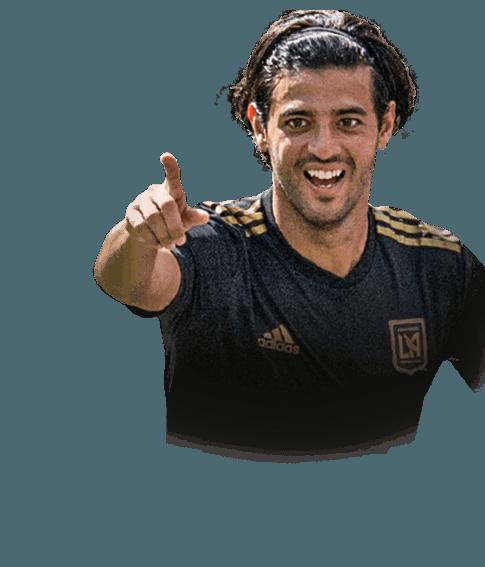 Carlos Vela fifa 20