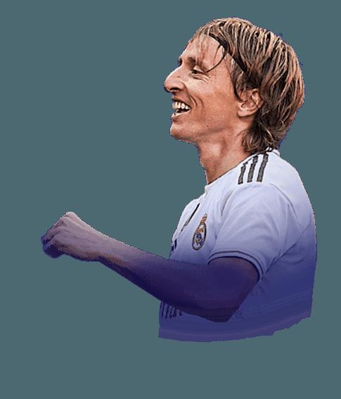 Luka Modrić fifa 19