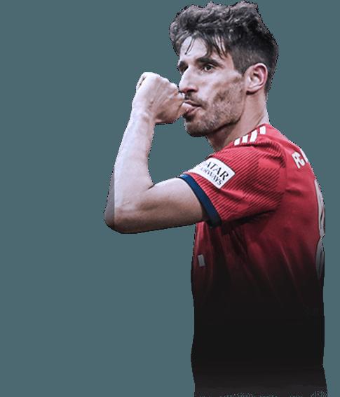 Javier Martínez Aginaga fifa 19