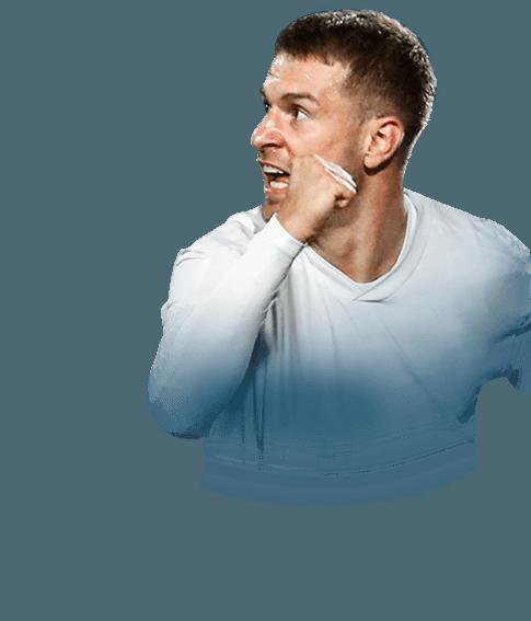 Aaron Ramsey fifa 20