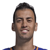 Sergio Busquets Burgos fifa 19