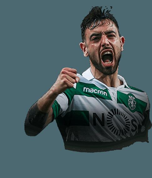 Bruno Miguel Borges Fernandes fifa 19
