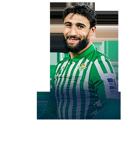 Fekir fifa 2020 profile