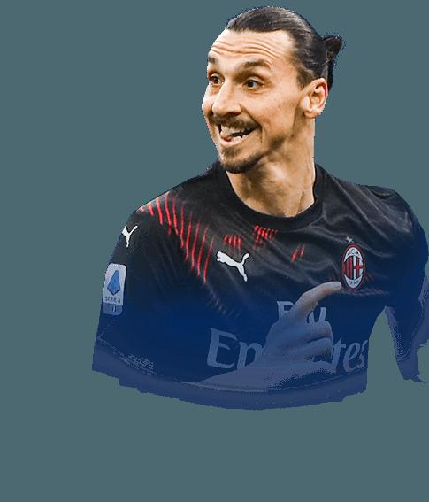 Zlatan Ibrahimović fifa 20
