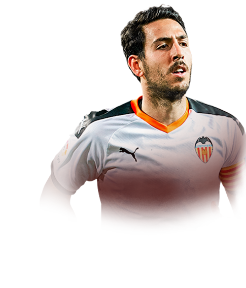 Daniel Parejo Muñoz fifa 20