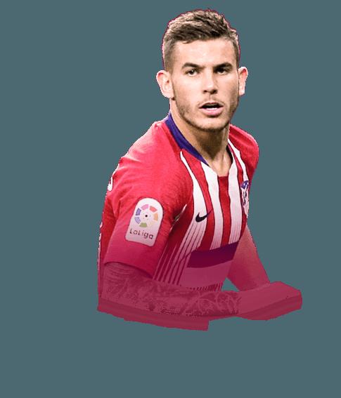 Lucas Hernández fifa 19