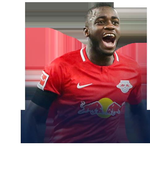 Upamecano fifa 2020 profile