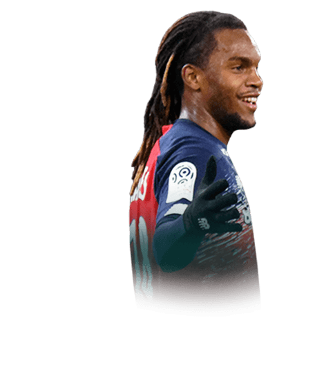 Renato Júnior Luz Sanches fifa 20