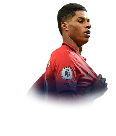 Rashford fifa 2020 profile