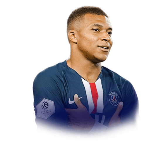 Kylian Mbappé fifa 19