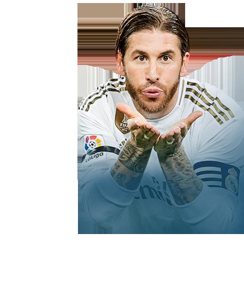 Sergio Ramos García fifa 19