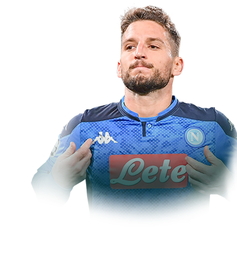 Dries Mertens fifa 20