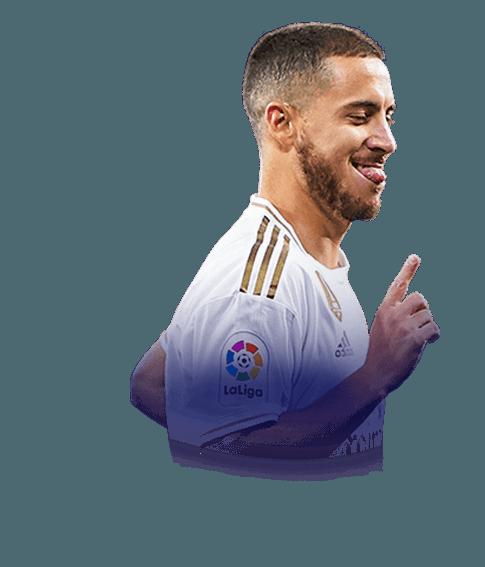 Eden Hazard fifa 19
