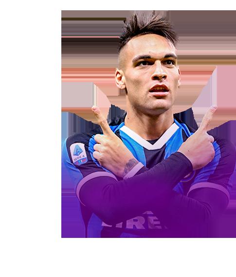 Lautaro Martínez fifa 20