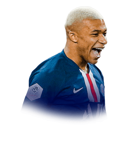 Mbappé fifa 2020 profile
