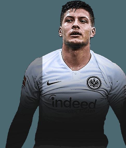 Luka Jović fifa 19