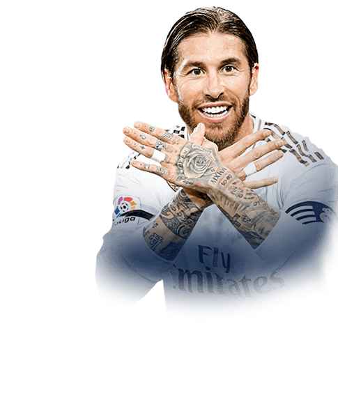 Sergio Ramos fifa 2020 profile