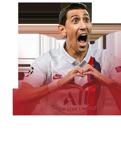 Ángel Di María fifa 20
