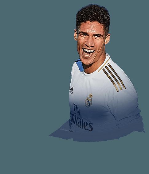 Raphaël Varane fifa 20