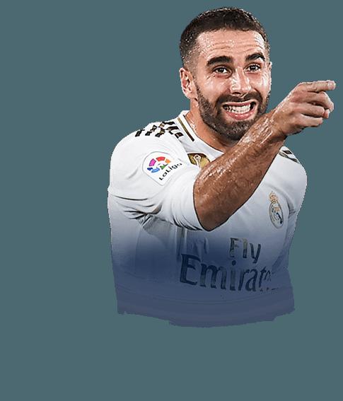 Daniel Carvajal Ramos fifa 20