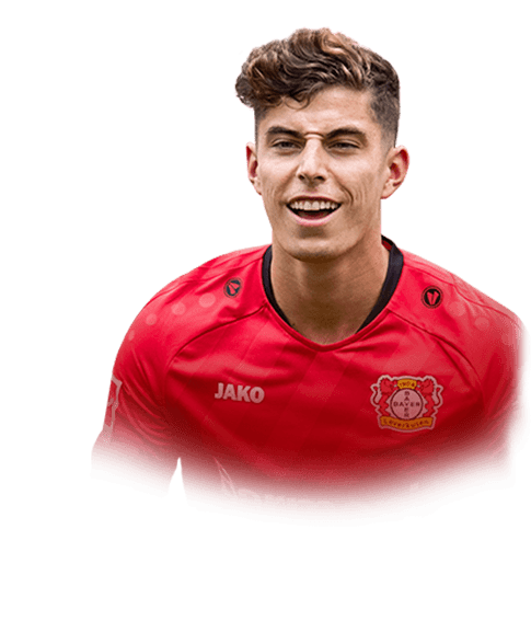 Kai Havertz fifa 19