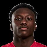 Derrick Etienne Jr. fifa 19