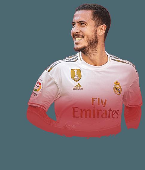 Eden Hazard fifa 20