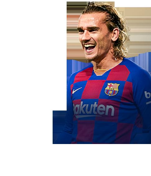 Griezmann fifa 2020 profile