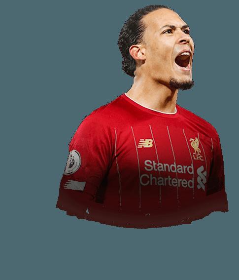 Virgil van Dijk fifa 19
