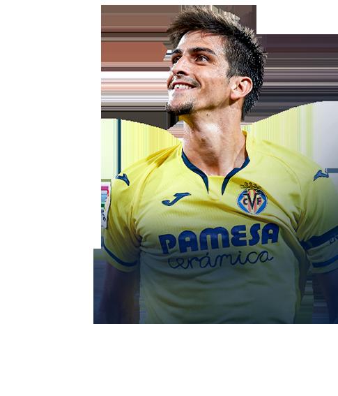 Gerard Moreno Balagueró fifa 20