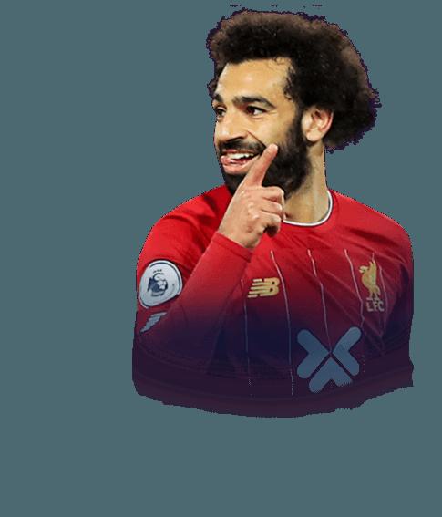 Salah fifa 2020 profile