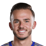 James Maddison fifa 20