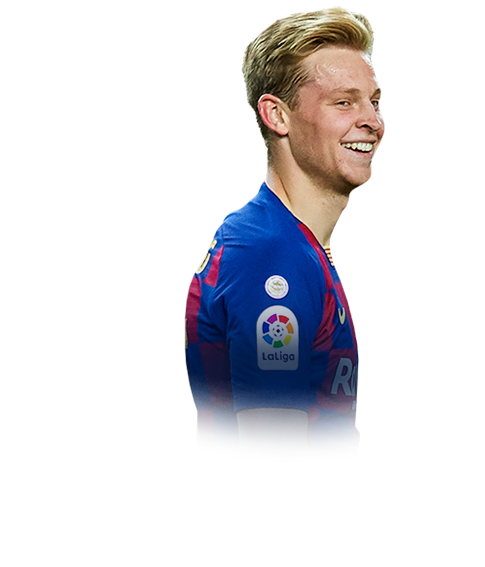 de Jong fifa 2020 profile