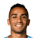 Danilo Luiz da Silva fifa 19