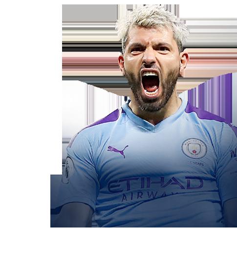 Agüero fifa 2020 profile