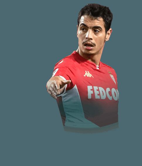 Ben Yedder fifa 2020 profile