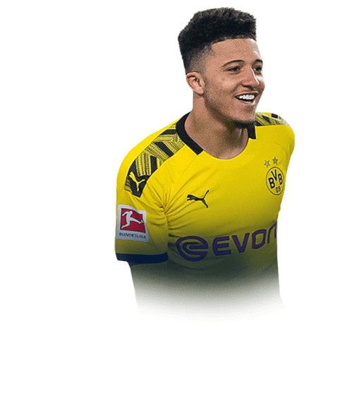 Sancho fifa 2020 profile