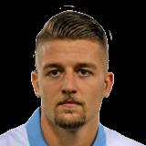 Milinković-Savić fifa 2019 profile