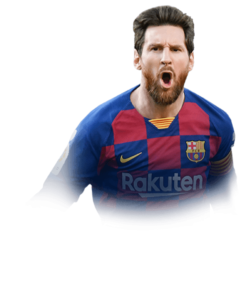 Messi fifa 2020 profile