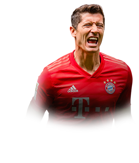 Robert Lewandowski fifa 19