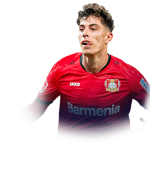 Havertz fifa 2020 profile