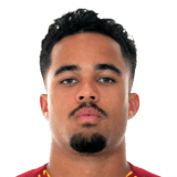Justin Kluivert fifa 20