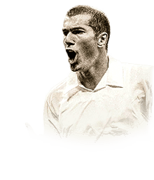 Zinedine Zidane fifa 20