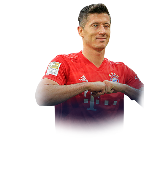 Lewandowski fifa 2020 profile