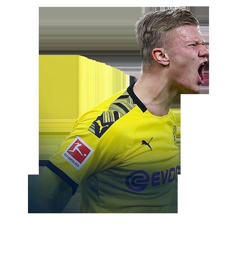 Håland fifa 2020 profile
