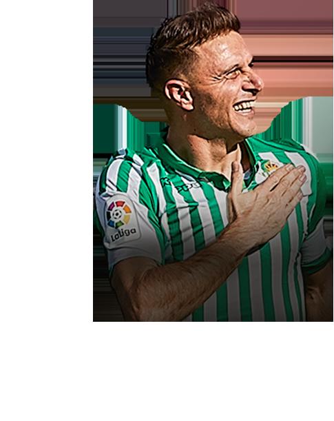 Joaquín Sánchez Rodríguez fifa 20